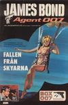Cover for James Bond (Semic, 1965 series) #3/1982