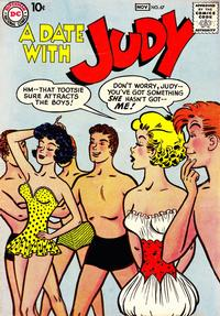 Cover Thumbnail for A Date with Judy (DC, 1947 series) #67