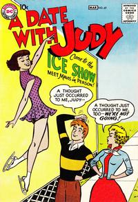 Cover Thumbnail for A Date with Judy (DC, 1947 series) #69