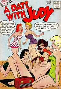 Cover Thumbnail for A Date with Judy (DC, 1947 series) #76