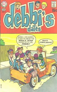 Cover Thumbnail for Debbi's Dates (DC, 1969 series) #5