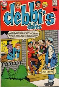 Cover Thumbnail for Debbi's Dates (DC, 1969 series) #7