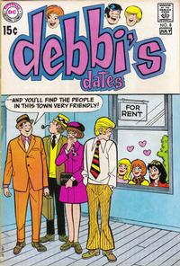 Cover Thumbnail for Debbi's Dates (DC, 1969 series) #8