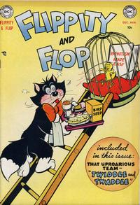 Cover Thumbnail for Flippity & Flop (DC, 1951 series) #1