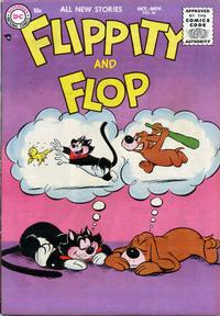 Cover Thumbnail for Flippity & Flop (DC, 1951 series) #24