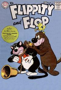 Cover Thumbnail for Flippity & Flop (DC, 1951 series) #46