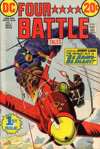 Cover Thumbnail for Four-Star Battle Tales (DC, 1973 series) #1