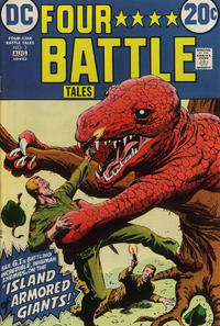 Cover Thumbnail for Four-Star Battle Tales (DC, 1973 series) #3