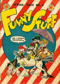 Cover Thumbnail for Funny Stuff (DC, 1944 series) #4