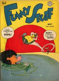 Cover Thumbnail for Funny Stuff (DC, 1944 series) #9