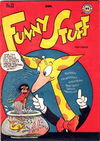 Cover Thumbnail for Funny Stuff (DC, 1944 series) #12