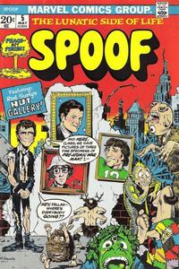 Cover Thumbnail for Spoof (Marvel, 1970 series) #5