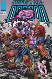 Cover Thumbnail for Savage Dragon (Image, 1993 series) #52