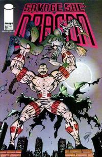 Cover Thumbnail for Savage Dragon (Image, 1993 series) #54