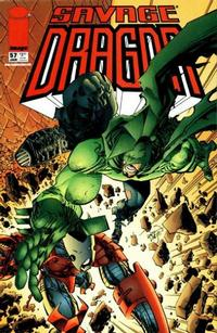 Cover Thumbnail for Savage Dragon (Image, 1993 series) #57