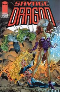 Cover Thumbnail for Savage Dragon (Image, 1993 series) #61