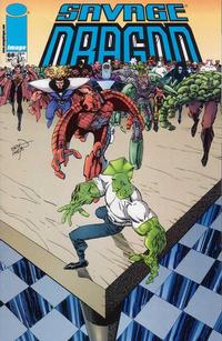 Cover Thumbnail for Savage Dragon (Image, 1993 series) #66