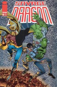 Cover Thumbnail for Savage Dragon (Image, 1993 series) #68