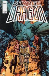Cover Thumbnail for Savage Dragon (Image, 1993 series) #71