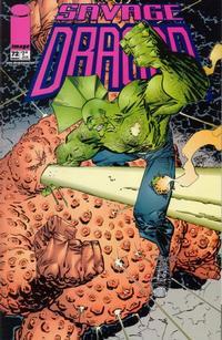 Cover Thumbnail for Savage Dragon (Image, 1993 series) #72