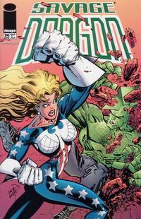 Cover Thumbnail for Savage Dragon (Image, 1993 series) #74