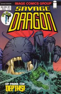 Cover Thumbnail for Savage Dragon (Image, 1993 series) #81