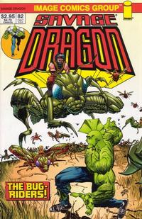 Cover Thumbnail for Savage Dragon (Image, 1993 series) #82