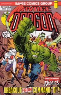 Cover Thumbnail for Savage Dragon (Image, 1993 series) #84