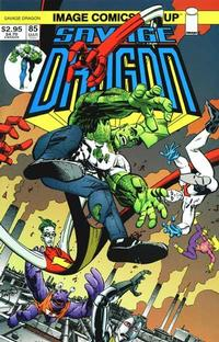Cover Thumbnail for Savage Dragon (Image, 1993 series) #85