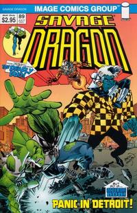 Cover Thumbnail for Savage Dragon (Image, 1993 series) #89