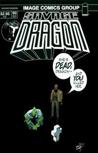 Cover Thumbnail for Savage Dragon (Image, 1993 series) #90
