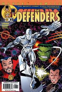 Cover Thumbnail for Defenders (Marvel, 2001 series) #8