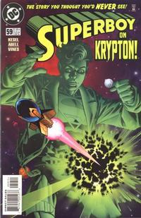 Cover Thumbnail for Superboy (DC, 1994 series) #59 [Direct Sales]