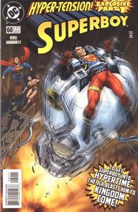 Cover Thumbnail for Superboy (DC, 1994 series) #60 [Direct Sales]