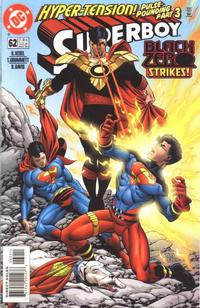 Cover Thumbnail for Superboy (DC, 1994 series) #62 [Direct Sales]