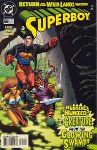 Cover Thumbnail for Superboy (DC, 1994 series) #66 [Direct Sales]
