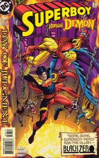 Cover Thumbnail for Superboy (DC, 1994 series) #68 [Direct Sales]