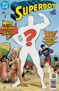 Cover Thumbnail for Superboy (DC, 1994 series) #69 [Direct Sales]