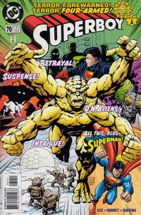 Cover Thumbnail for Superboy (DC, 1994 series) #70