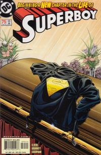 Cover Thumbnail for Superboy (DC, 1994 series) #75