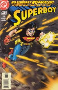 Cover Thumbnail for Superboy (DC, 1994 series) #76