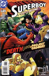 Cover Thumbnail for Superboy (DC, 1994 series) #77 [Direct Sales]