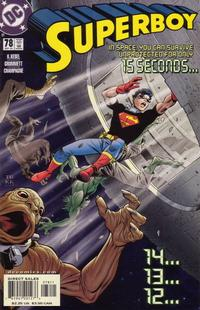 Cover Thumbnail for Superboy (DC, 1994 series) #78