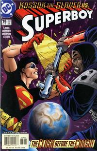 Cover Thumbnail for Superboy (DC, 1994 series) #79 [Direct Sales]
