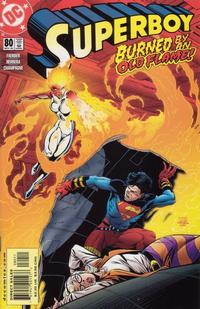 Cover Thumbnail for Superboy (DC, 1994 series) #80 [Direct Sales]