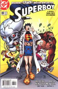 Cover Thumbnail for Superboy (DC, 1994 series) #83 [Direct Sales]