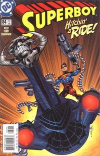Cover Thumbnail for Superboy (DC, 1994 series) #84 [Direct Sales]