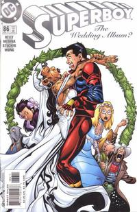 Cover Thumbnail for Superboy (DC, 1994 series) #86 [Direct Sales]
