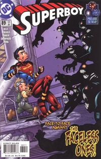 Cover Thumbnail for Superboy (DC, 1994 series) #89