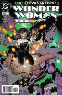 Cover Thumbnail for Wonder Woman (DC, 1987 series) #143